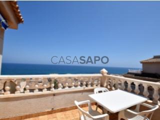 Ver Ático 2 habitaciones vista mar, Cala Del Moro en Torrevieja