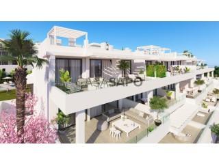 Apartamento 2 habitaciones, Triplex, La Gaspara, Estepona