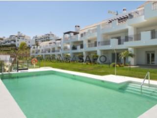 Ver Apartamento 2 habitaciones, Triplex con piscina en Ojén