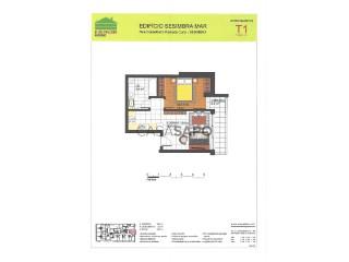 Ver Apartamento T1 com garagem, Sesimbra (Santiago) em Sesimbra