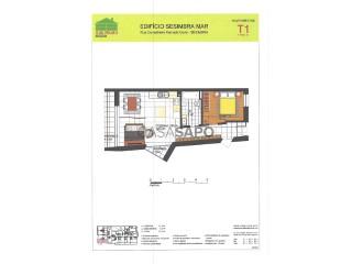 Ver Apartamento 1 habitación con garaje, Sesimbra (Santiago) en Sesimbra