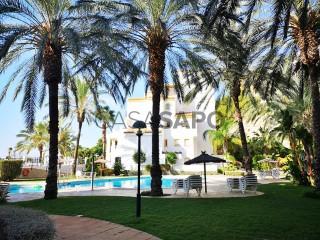 Ver Ático 2 habitaciones con piscina en Altea