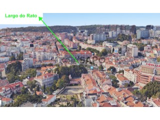 Ver Apartamento 1 habitación, Campo de Ourique en Lisboa