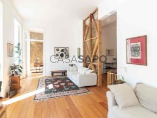 Ver Apartamento 3 habitaciones, São Bento (Santos-o-Velho), Estrela, Lisboa, Estrela en Lisboa