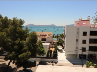 Ver Ático 3 habitaciones con piscina, Port de Pollença en Pollença
