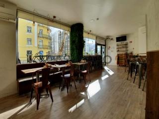 Voir Bar/Restaurant, Picoas (São Sebastião da Pedreira), Avenidas Novas, Lisboa, Avenidas Novas à Lisboa